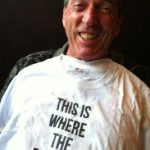 Don's party T-shirt