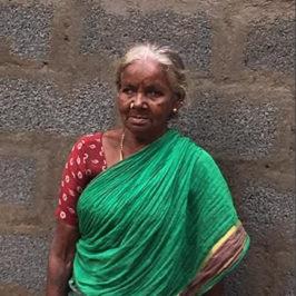Mrs Jagathambal